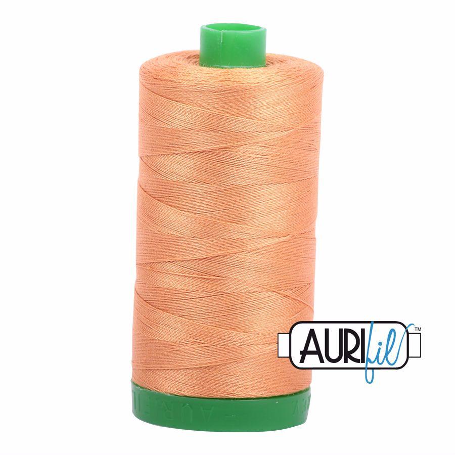 Aurifil Cotton 40wt, 2210 Caramel