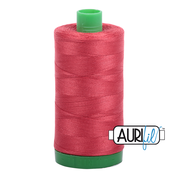 Aurifil Cotton 40wt, 2230 Red Peony