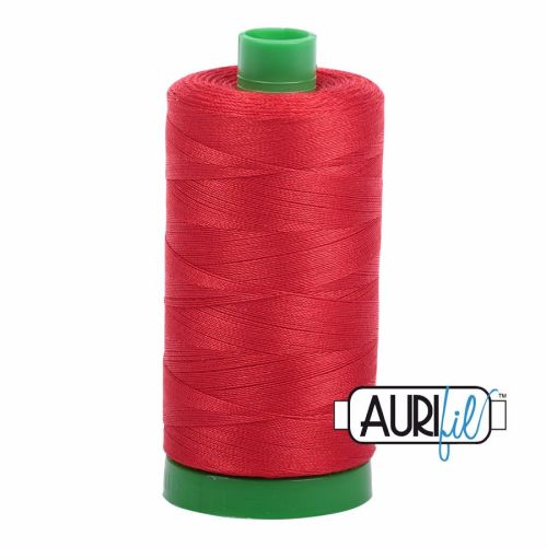 Aurifil Cotton 40wt, 2270 Paprika