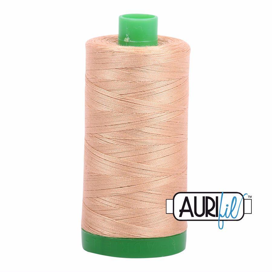 Aurifil Cotton 40wt, 2318 Cachemire