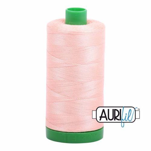 Aurifil Cotton 40wt, 2420 Blush