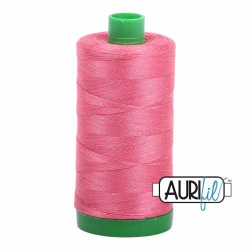 Aurifil Cotton 40wt, 2440 Peony