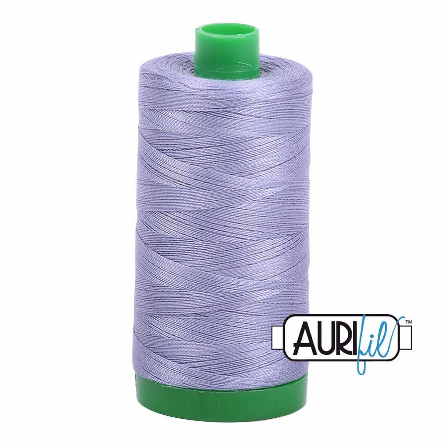 Aurifil Cotton 40wt, 2524 Grey Violet