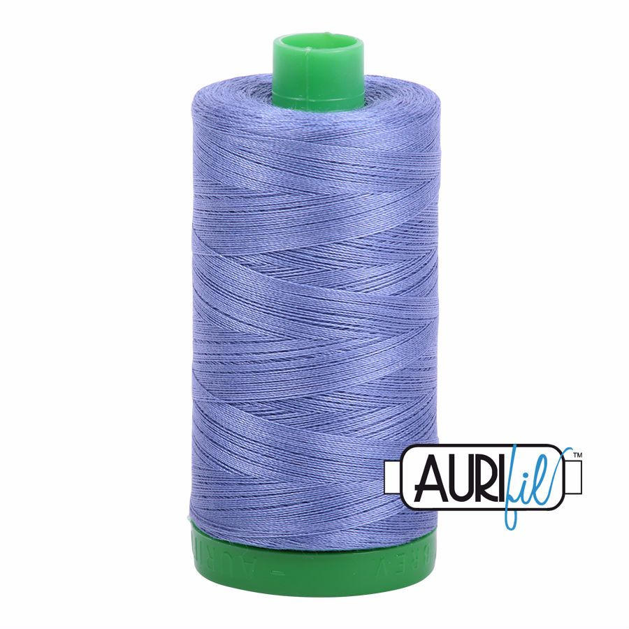 Aurifil Cotton 40wt, 2525 Dusty Blue Violet