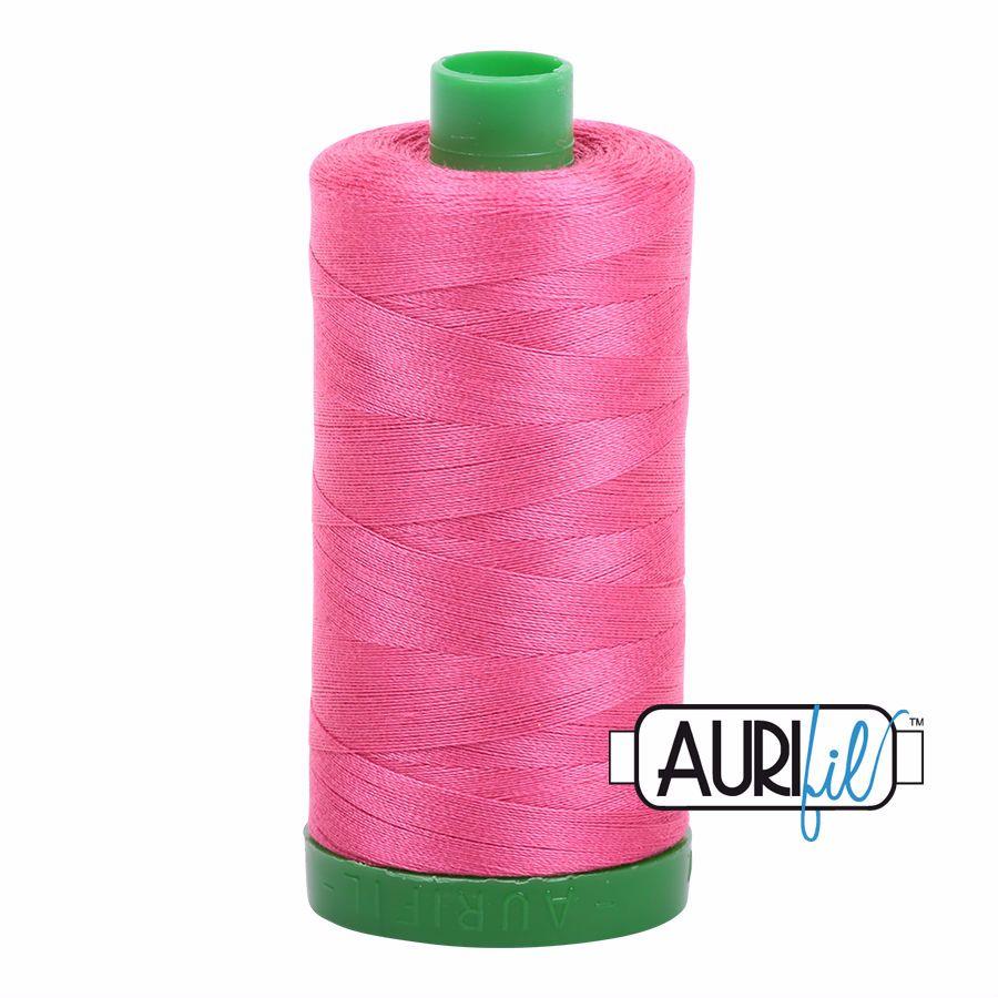 Aurifil Cotton 40wt, 2530 Blossom Pink