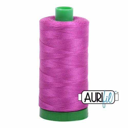 Aurifil Cotton 40wt, 2535 Magenta