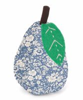 Liberty London - Pear Pin Cushion - Emily Silhouette (Blue)