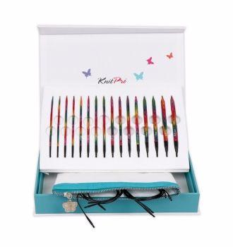 Knit Pro - 'Colours of Life' Interchangeable Knitting Needle Set