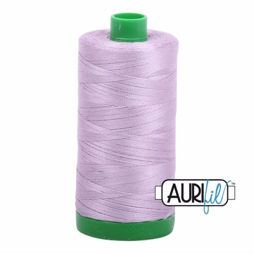 Aurifil Cotton 40wt, 2562 Lilac