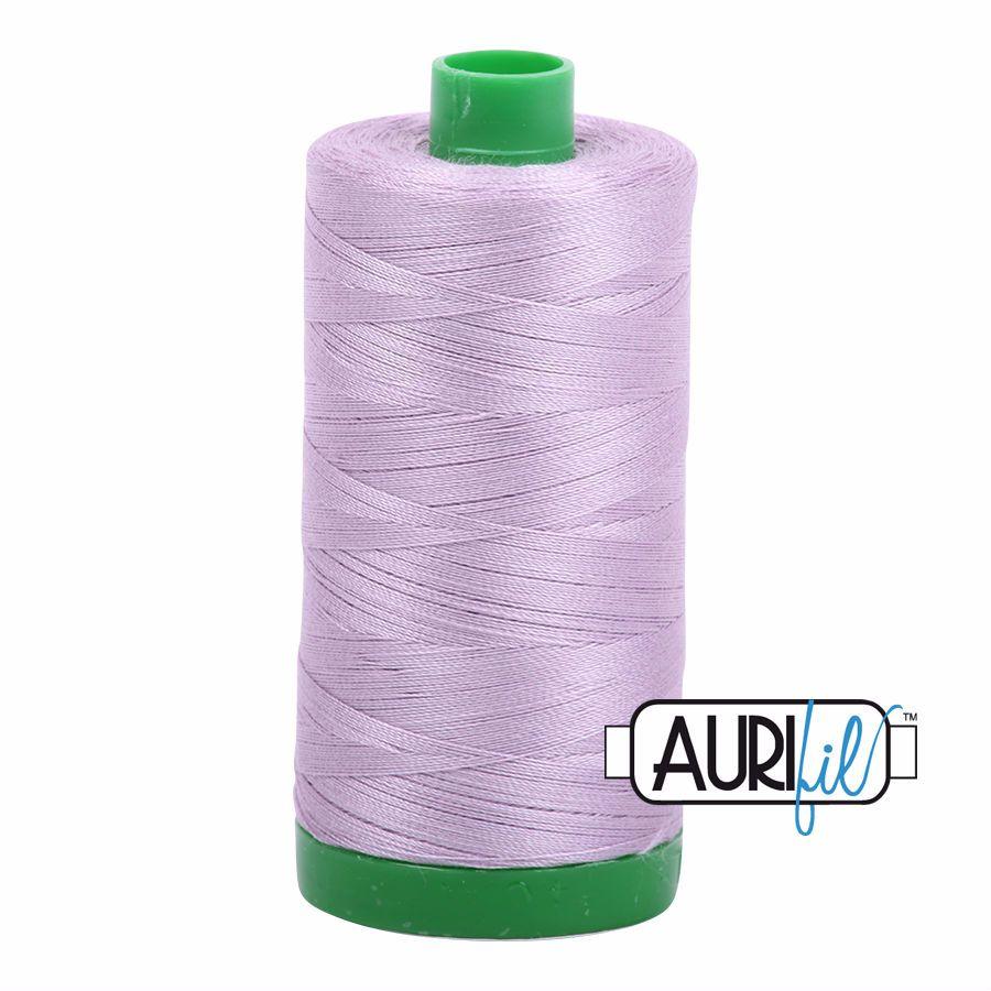 Aurifil Cotton 40wt, 2562 Lilac