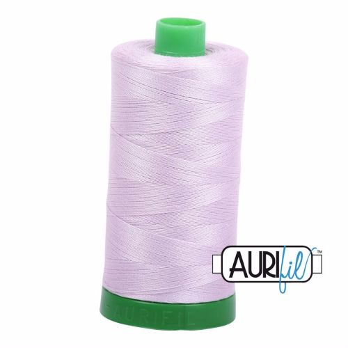 Aurifil Cotton 40wt, 2564 Pale Lilac