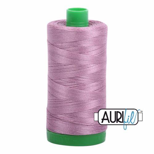 Aurifil Cotton 40wt, 2566 Wisteria