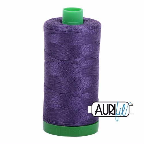 Aurifil Cotton 40wt, 2581 Dark Dusty Grape