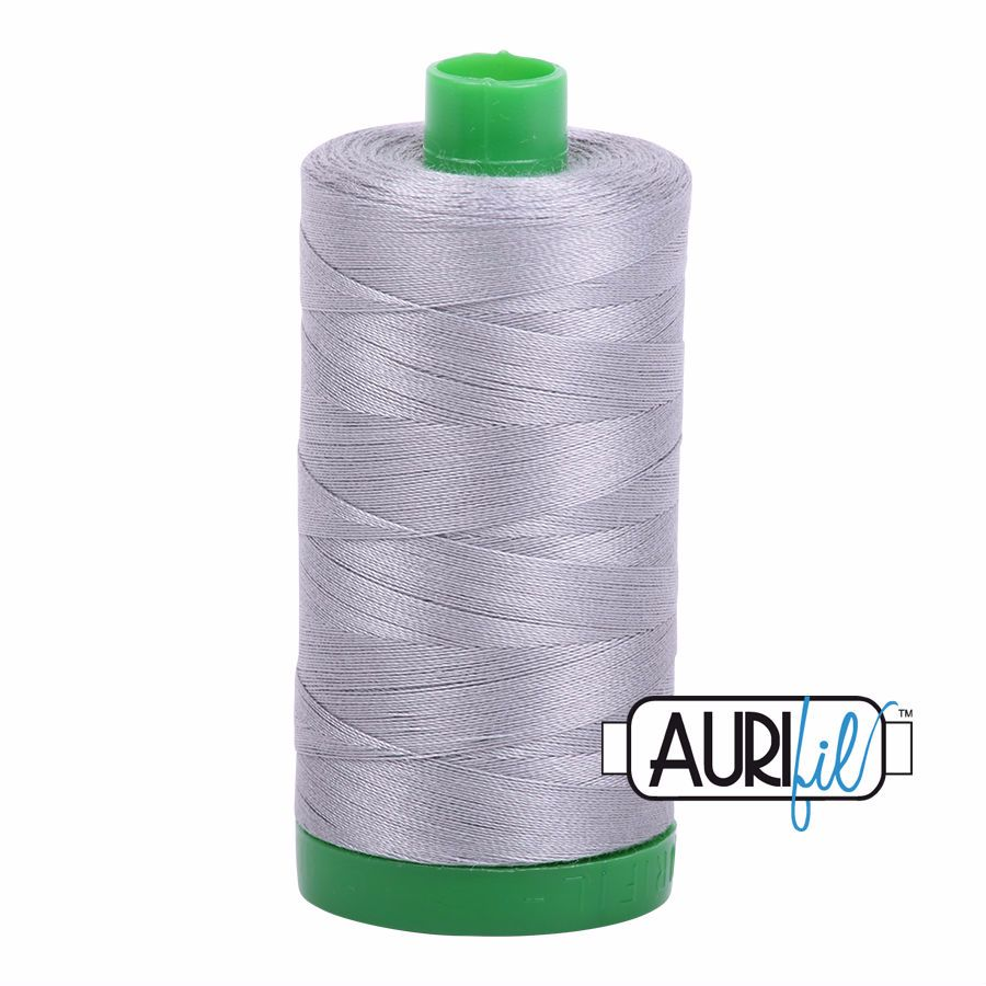 Aurifil Cotton 40wt, 2606 Mist