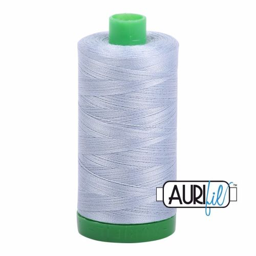 Aurifil Cotton 40wt, 2612 Arctic Sky