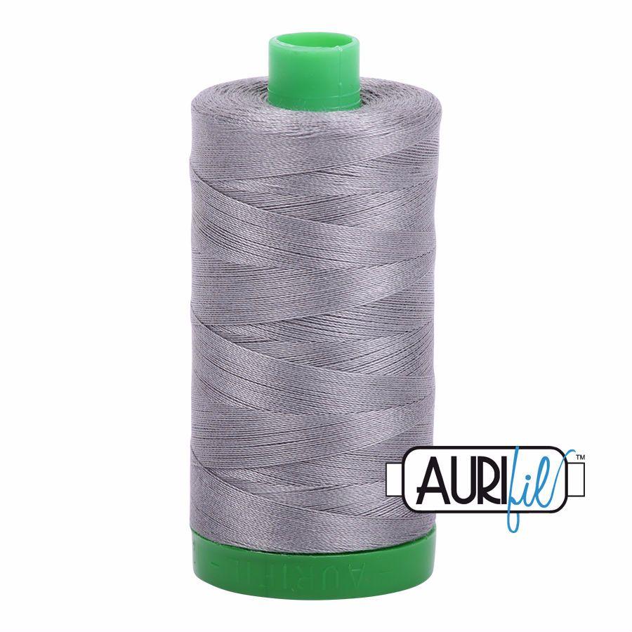 Aurifil Cotton 40wt, 2625 Arctic Ice