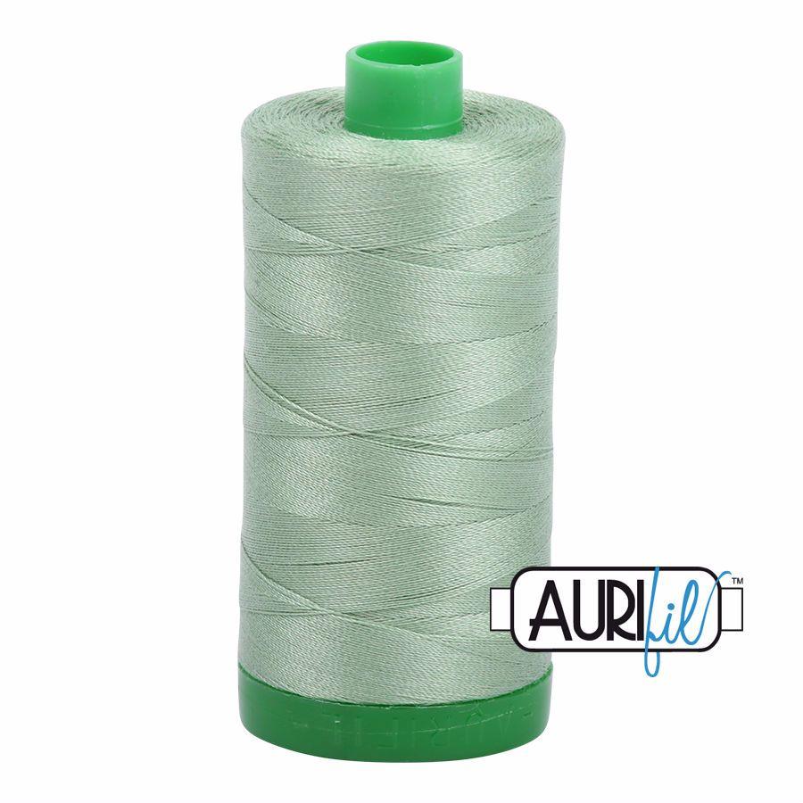 Aurifil Cotton 40wt, 2840 Loden Green