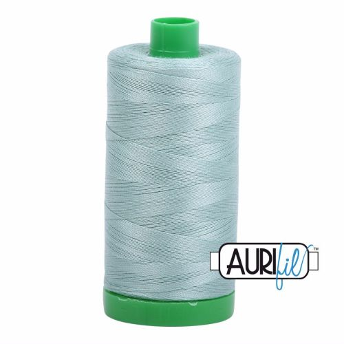 Aurifil Cotton 40wt, 2845 Light Juniper