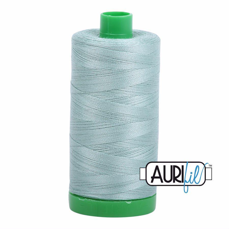 Aurifil Cotton 40wt, 2845 Light Juniper