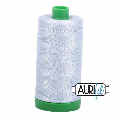Aurifil Cotton 40wt, 2846 Iceberg