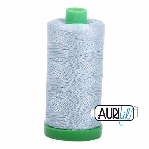 Aurifil Cotton 40wt, 2847 Bright Grey Blue