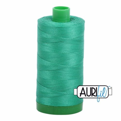 Aurifil Cotton 40wt, 2865 Emerald
