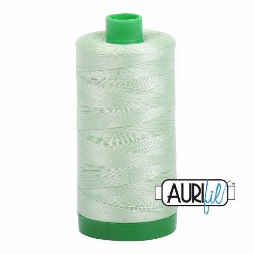 Aurifil Cotton 40wt, 2880 Pale Green