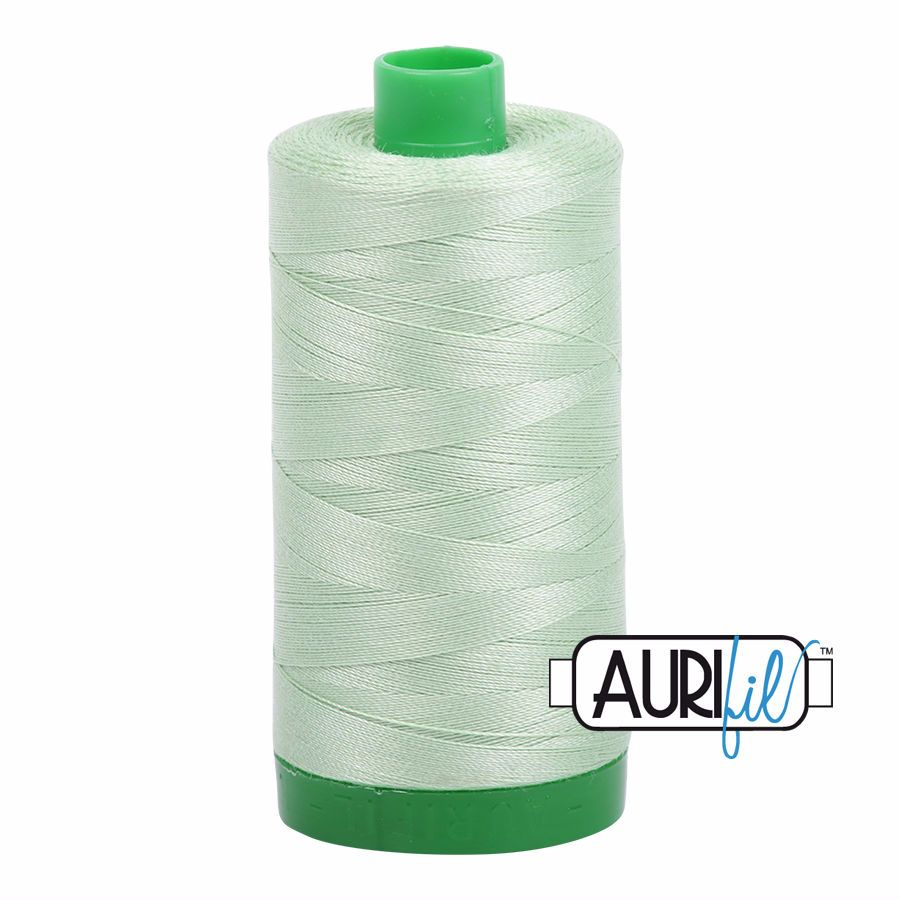 Aurifil Cotton 40wt, 2880 Pale Green