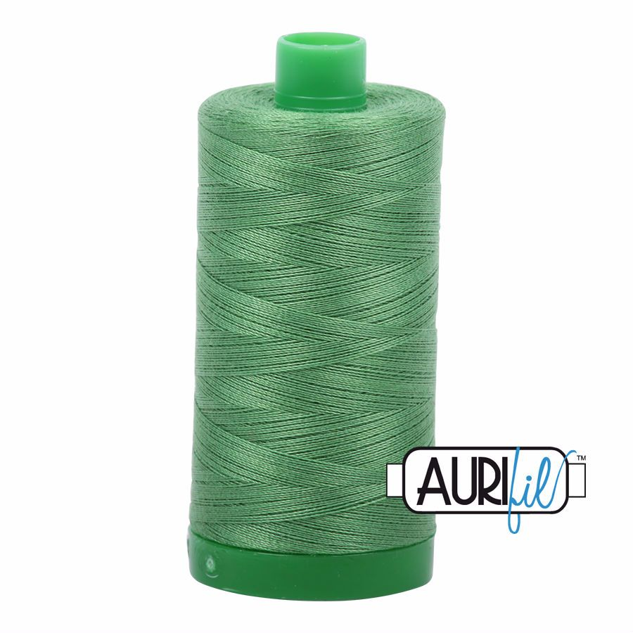 Aurifil Cotton 40wt, 2884 Green Yellow