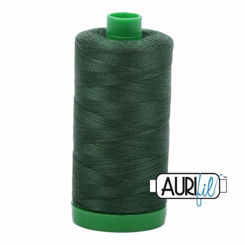 Aurifil Cotton 40wt, 2892 Pine