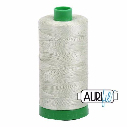 Aurifil Cotton 40wt, 2908 Spearmint