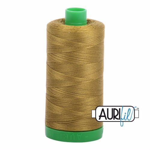 Aurifil Cotton 40wt, 2910 Medium Olive