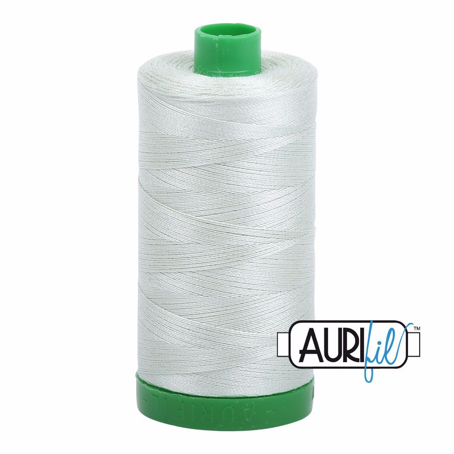 Aurifil Cotton 40wt, 2912 Platinum