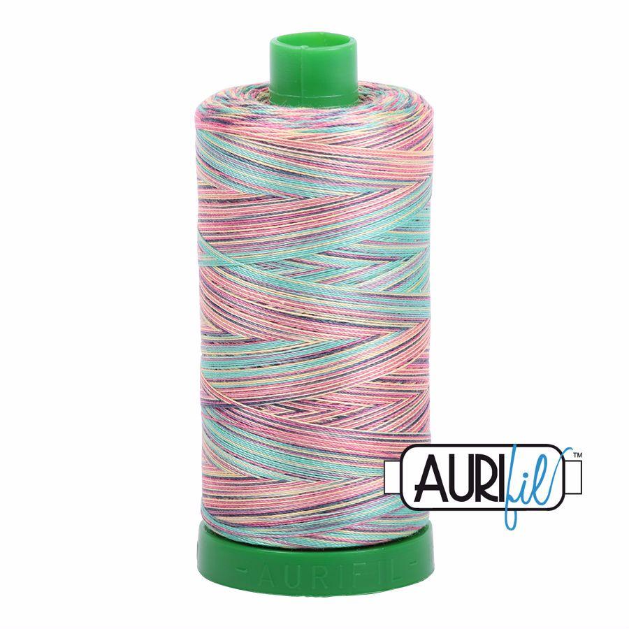 Aurifil Cotton 40wt, 3817 Marrakesh