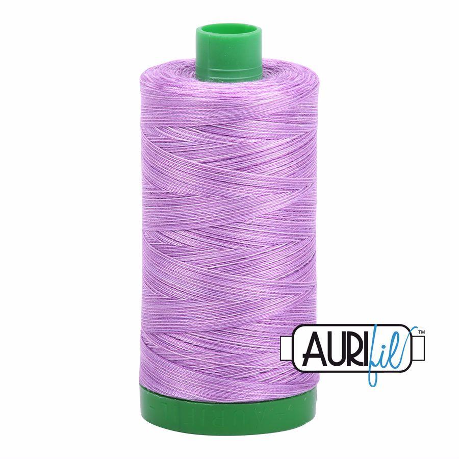 Aurifil Cotton 40wt, 3840 French Lilac