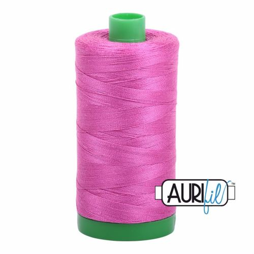 Aurifil Cotton 40wt, 2588 Light Magenta