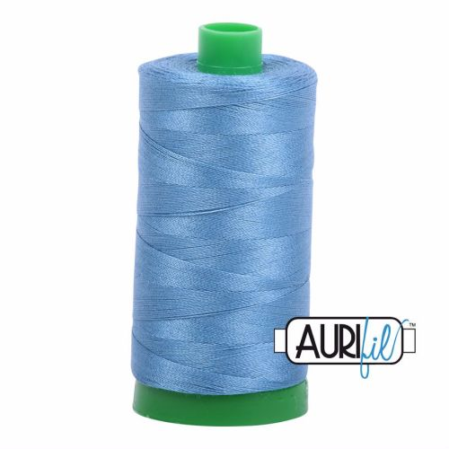 Aurifil Cotton 40wt, 4140 Wedgewood