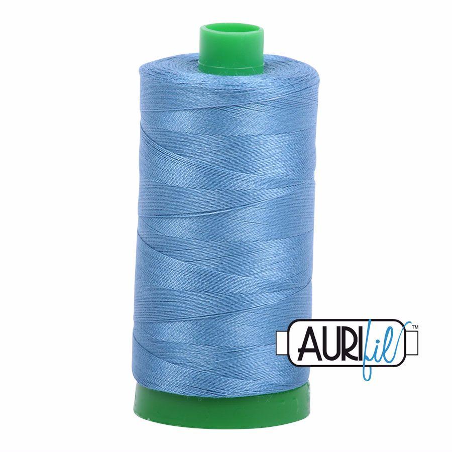 Aurifil Cotton 40wt, 4140 Wedgewood