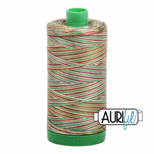 Aurifil Cotton 40wt, 4650 Leaves