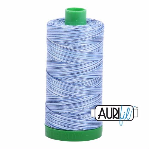 Aurifil Cotton 40wt, 4655 Storm at Sea