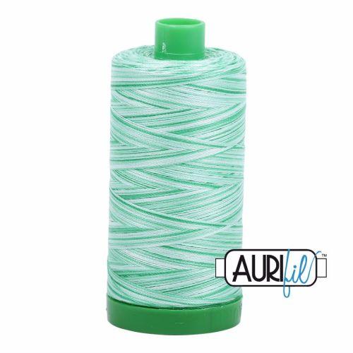 Aurifil Cotton 40wt, 4661 Mint Julip