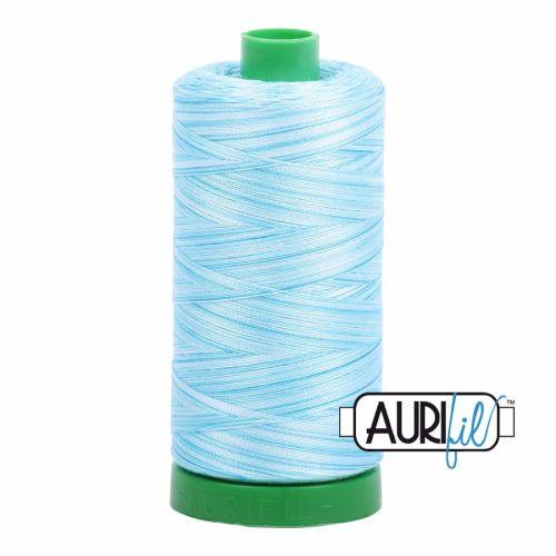 Aurifil Cotton 40wt, 4663 Baby Blue Eyes