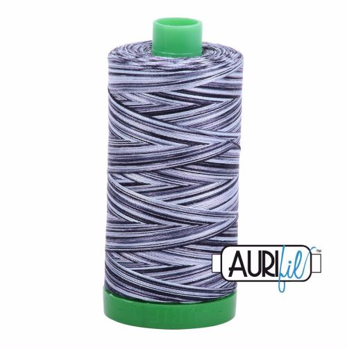 Aurifil Cotton 40wt, 4664 Stonefields