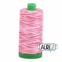 Aurifil Cotton 40wt, 4668 Strawberry Parfait