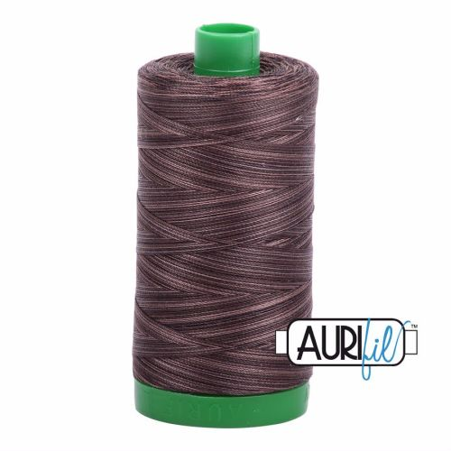 Aurifil Cotton 40wt, 4671 Mocha Mousse