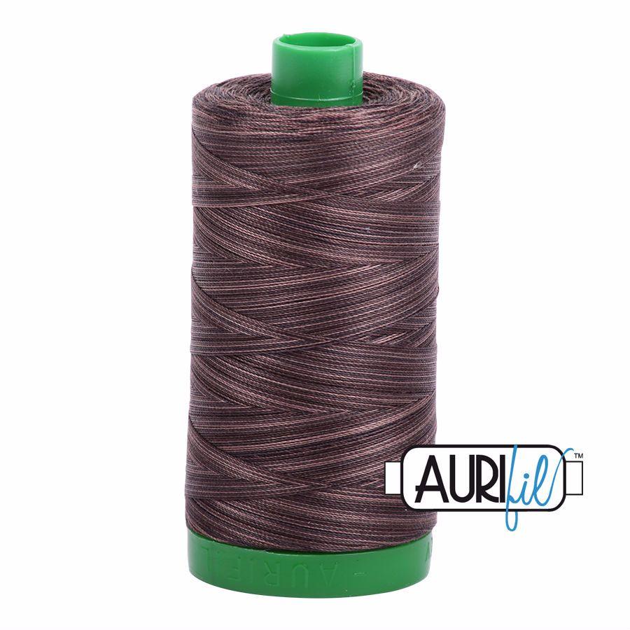 Aurifil Cotton 40wt, 4671 Mocha Mousse