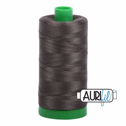 Aurifil Cotton 40wt, 5012 Dark Green