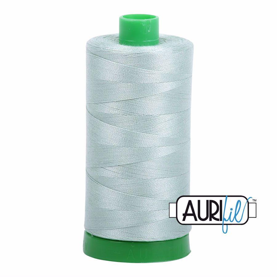 Aurifil Cotton 40wt, 5014 Marine Water