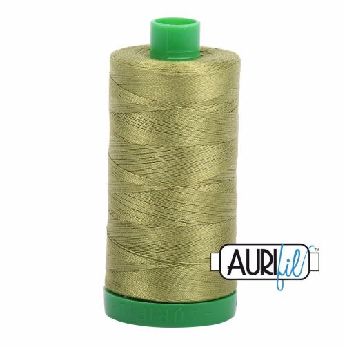 Aurifil Cotton 40wt, 5016 Olive Green