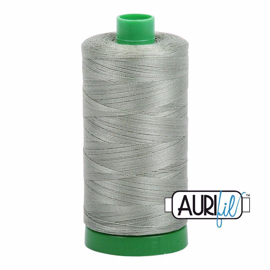 Aurifil Cotton 40wt, 5019 Military Green